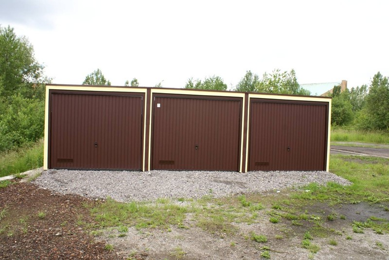 Garaże betonowe od producenta – dlaczego warto?