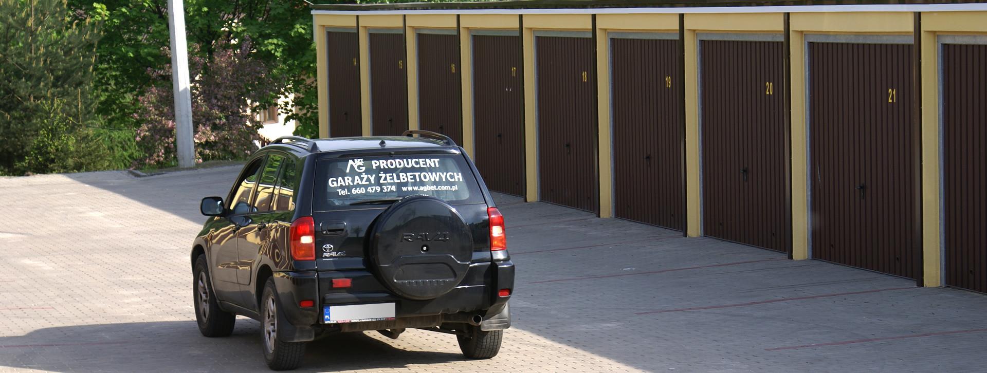 Produkujemy wysokiej jakości monolityczne garaże żelbetowe, pomieszczenia biurowe i szamba