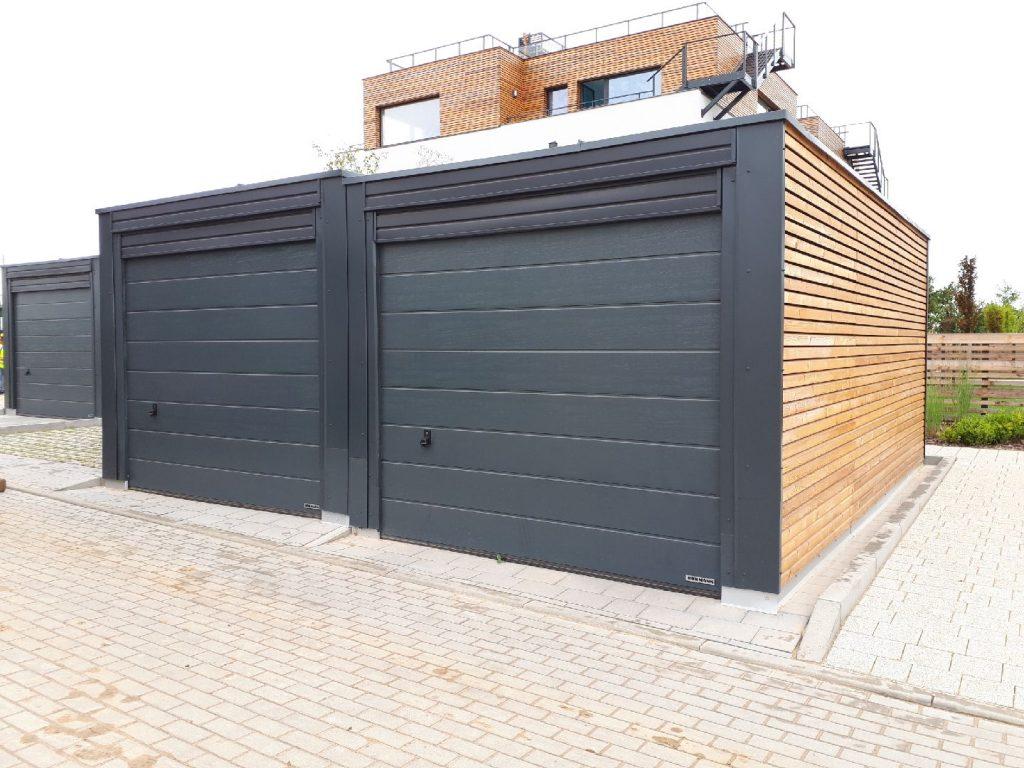 Gotowe garaże betonowe – co zyskujesz?